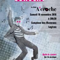 Concert A'croche